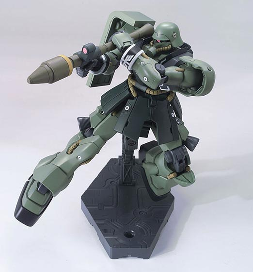 Bandai 1/144 HGUC AMS-129 Gera Zulu English Translation of Color Guide