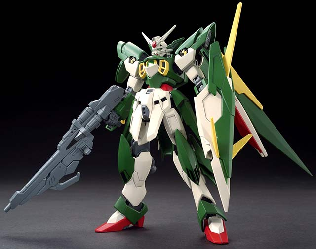 HG Gundam Fenice Rinascita Construction Manual & Color Guide